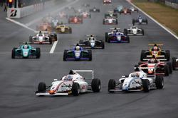 FIA-F4 Rd.2 start