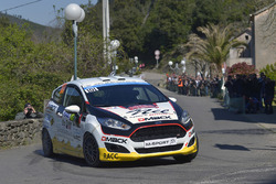 Nil Solans, Miquel Ibanez, Ford Fiesta R2