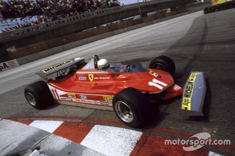 1978 - Jody Scheckter, Ferrari 312T4