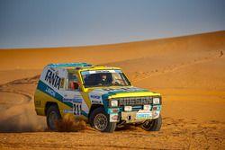 1987 Dakar Nissan Patrol