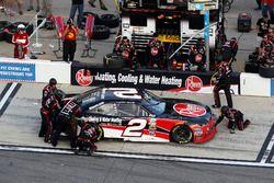 Pit stop, Austin Dillon, Richard Childress Racing Chevrolet