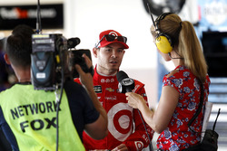 Kyle Larson, Chip Ganassi Racing Chevrolet with Jamie Little, Fox Sports
