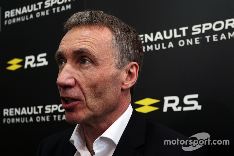 Bob Bell, Renault Sport F1 Team Chief Technical Officer