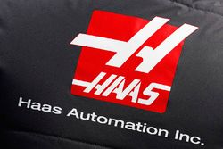 The Haas F1 Team logo