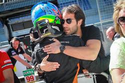 Felipe Drugovich, Van Amersfoort Racing und Felipe Nasr