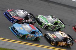 Brendan Gaughan, Richard Childress Racing Chevrolet Casey Mears, Biagi-DenBeste Racing Ford