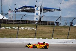 Park Party Pavillion, Ryan Hunter-Reay, Andretti Autosport Honda