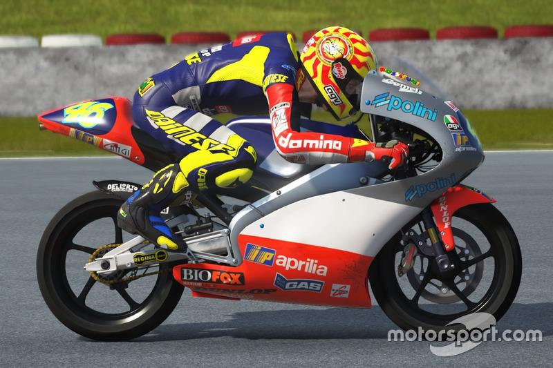 Valentino Rossi, Aprilia RS125R 1997
