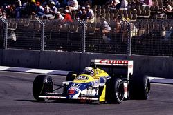Риккардо Патрезе, Williams FW11B Honda