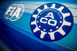 FIA and ACO logos
