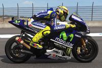 Valentino Rossi, Yamaha YZR-M1 2014