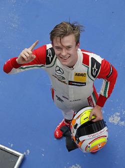 Race winner Callum Ilott, Prema Powerteam, Dallara F317 - Mercedes-Benz