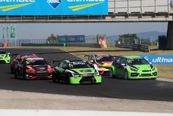 Anett Gyorgy, Zengo Motorsport, SEAT León TCR, Ferenc Ficza, Zengo Motorsport, KIA cee'd TCR