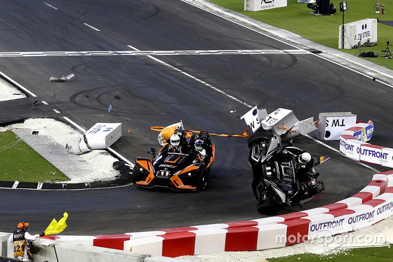 2017: Антонио Джовинацци вместо Паскаля Верляйна (Sauber, Гран При Австралии и Китая)