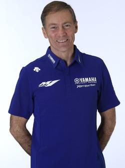 Lin Jarvis, Yamaha Factory Racing, Renndirektor