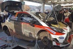 Toyota Yaris WRC Plus