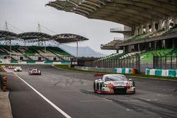 #31 Team Audi Korea Audi R8 LMS GT3: Kyong Ouk You, Marchy Lee, Alex Yoong