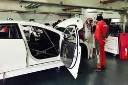 Test Honda, Norbert Michelisz