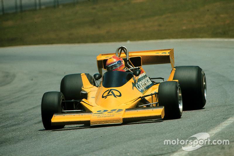 Ingo Hoffmann - 1976 e 1977 - 3 corridas