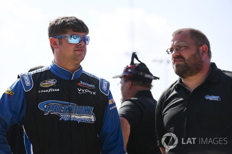 Wendell Chavous, Premium Motorsports Chevrolet y Brian Keselowski