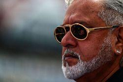 Dr. Vijay Mallya, eigenaar Sahara Force India F1