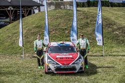 Eleonora Mori e Luca Rossetti, Toyota GT86 CS-R3