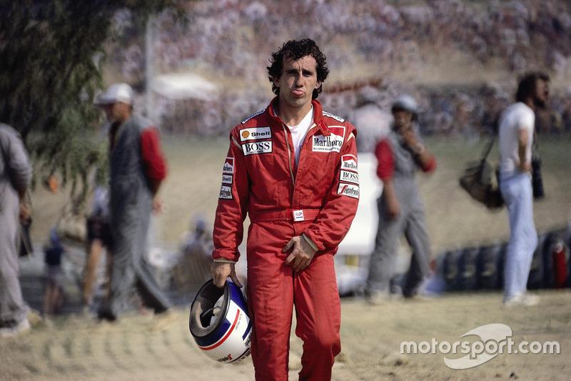Ален Прост, McLaren