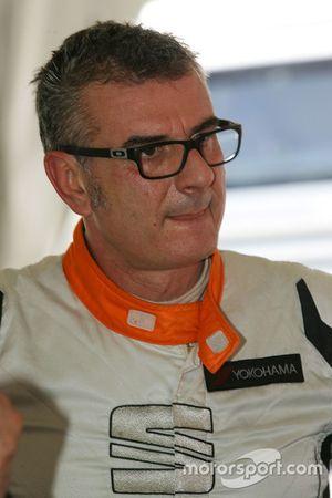 Sandro Pelatti, Seat Motor Sport Italia, Seat Leon Cupra ST-TCS2.0