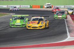 Francesca Linossi, Dinamic Motorsport e Alex De Giacomi, Dinamic Motorsport