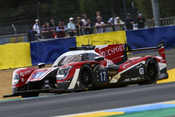 #17 IDEC Sport Racing Ligier JS P217 Gibson: Патріс Лафарг, Поль Лафарг, Девід Золлінгер