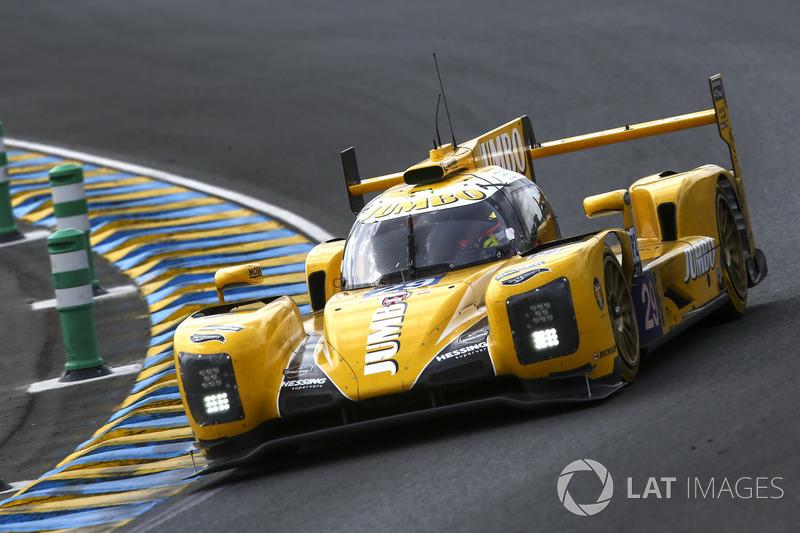 Ян Ламмерс (в «Ле-Мане» – 22 гонки, 1 победа в общем зачете)