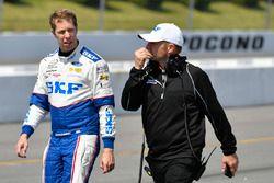 Brad Keselowski, Team Penske Ford, Greg Erwin