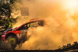Мартин Прокоп и Ян Томанек, Ford Fiesta RS WRC, Onebet Jipocar WRT