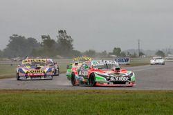 Juan Martin Bruno, UR Racing Dodge, Martin Serrano, Coiro Dole Racing Chevrolet