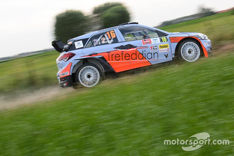 Tom Cave, James Morgan, Hyundai i20 R5