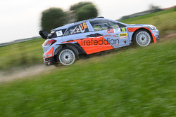 Tom Cave, James Morgan, Hyundai i20 R5
