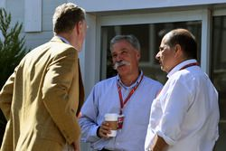 Sean Bratches, Formula One Managing Director, Commercial Operations, Chase Carey, Chief Executive Of