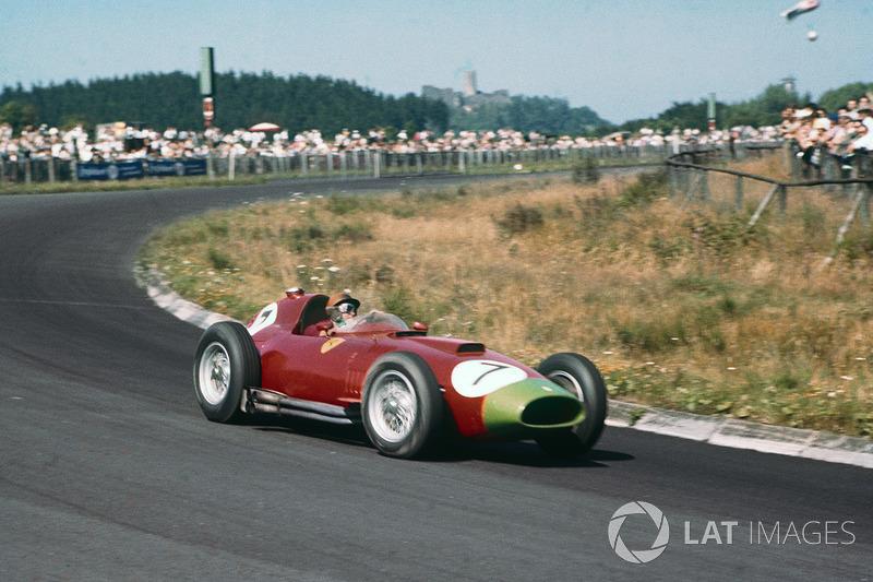 Peter Collins, Lancia D50 801