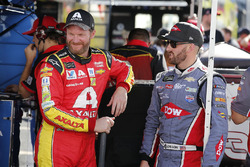 Dale Earnhardt Jr., Hendrick Motorsports Chevrolet Austin Dillon, Richard Childress Racing Chevrolet