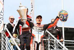 Winnaar Chaz Davies, Ducati Team