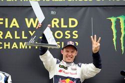 Podium : Mattias Ekström, EKS, Audi S1 EKS RX Quattro
