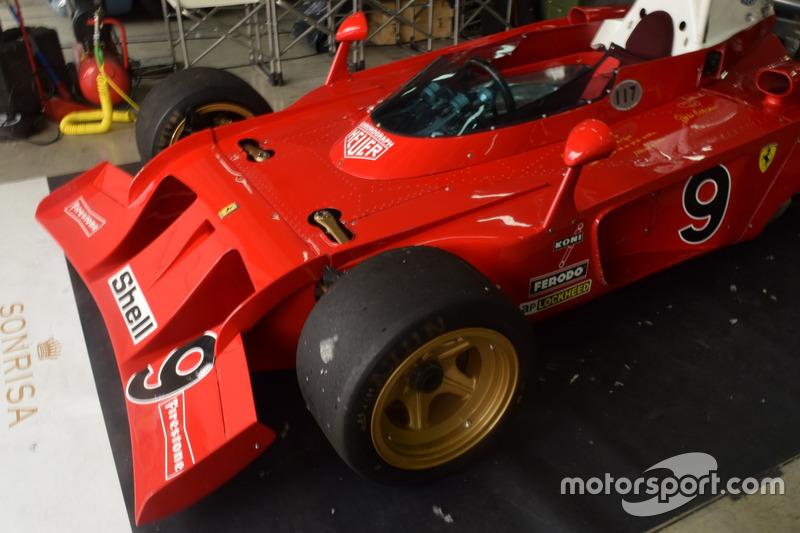 "Ferrari 312 B3 ""Spazzaneve"""