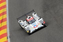 #13 Vaillante Rebellion Racing, Oreca 07 Gibson: Mathias Beche, David Heinemeier Hansson, Nelson Piq