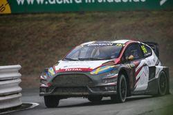 Kevin Eriksson, MJP Racing Team Austria Ford Fiesta