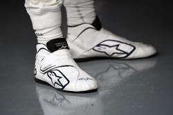 Felipe Massa, Williams Alpinestars boots