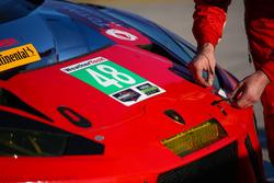 №48 Paul Miller Racing Lamborghini Huracan GT3: Мэдисон Сноу, Брайс Миллер, Дион фон Мёльтке