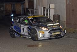 Michael Burri, Andersson Levratti, Ford Fiesta R5