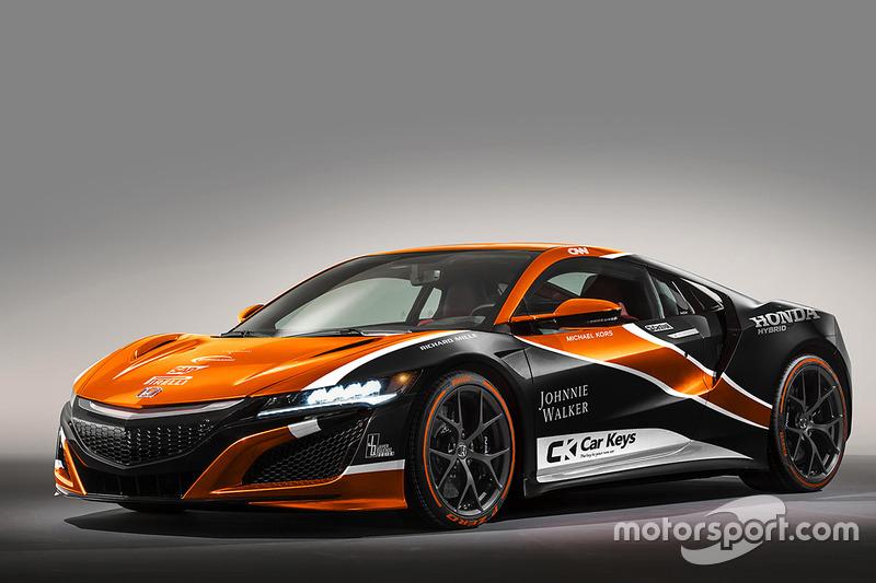 McLaren Honda NSX