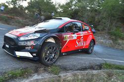 Andrea Crugnola, Ford Fiesta R5