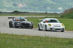 #6 BC Vision Motorsport, İsmet Toktaş, Porche 997 GT3, #2 Borusan Otomotiv Motorsport, Bilal Saygili, BMW Z4 GT3